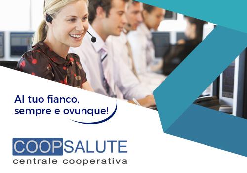 COOPSALUTE - L'ASSISTENZA VIAGGIA CON TE!