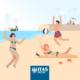 Galateo in spiaggia